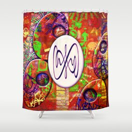 Jenny (#TheAccessoriesSeries)  Shower Curtain