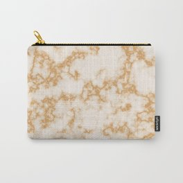 Classic Marble Pattern Background Carry-All Pouch