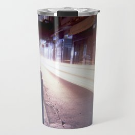 Zooming in the Streets of Athens Travel Mug