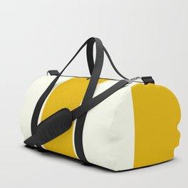Mayo and Mustard Duffle Bag