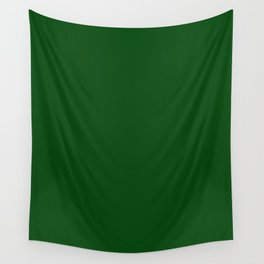 Bright green. Wall Tapestry