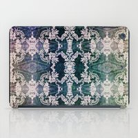 lace iPad Cases featuring Lace by Truly Juel