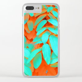 Island Vibe Clear iPhone Case