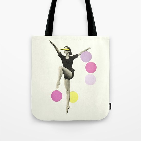 The Rules of Dance II Tote Bag