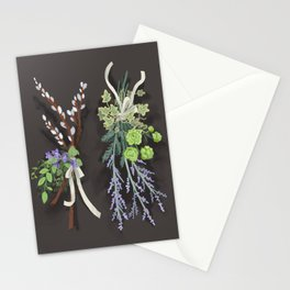 bouquets Stationery Cards