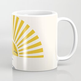 Minimalistic Summer I Coffee Mug