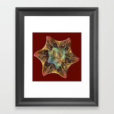 My Fractal toy Framed Art Print