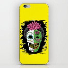 La Velada de los Muertos Vivientes iPhone Skin