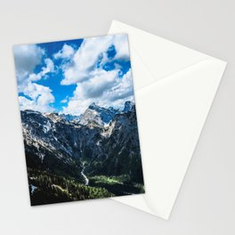 Overcoming Mountains Stationery Cards