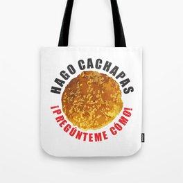 Hago Cachapas Tote Bag