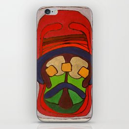 Cosmopoliton in the Universe iPhone Skin