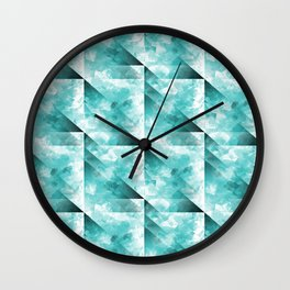 You've got the right angle! Wall Clock