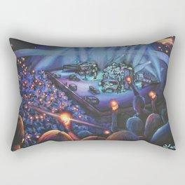 Divided Sky Rectangular Pillow