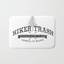 AT Hiker Trash - NoBo Bath Mat