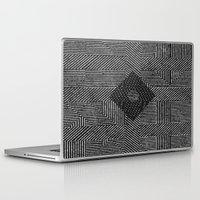 fifth harmony Laptop & iPad Skins featuring Harmony by Josh Franke