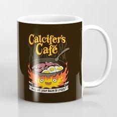 Calcifer's Cafe Mug