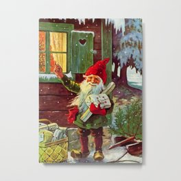 """The Presents Have Arrived"" by Jenny Nystrom Metal Print"