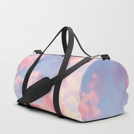 Whimsical Sky Duffle Bag