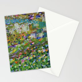 A Look over the Hedge Stationery Cards