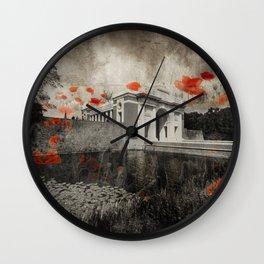 Menin Remembrance Wall Clock