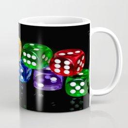 Game of Dice Coffee Mug