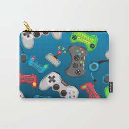 Video Games Carry-All Pouch