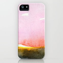 Landscape VI iPhone Case