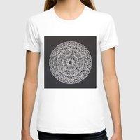 spiritual T-shirts featuring Spiritual Mandala by msimona