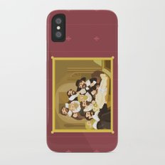The Anatomy Lesson by Rembrandt Slim Case iPhone X
