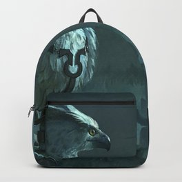 Fantasy Griffin Fantasy Animals Creature Backpack