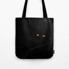 Halloween Black Cat 2 Tote Bag