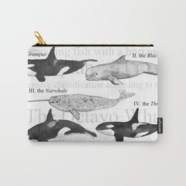 II. The Octavo Whale Carry-All Pouch