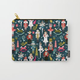 Nutcracker Ballet by Andrea Lauren  Carry-All Pouch