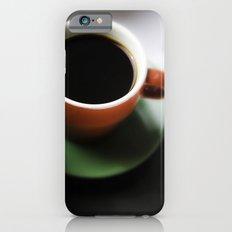 Coffee break over art Slim Case iPhone 6s
