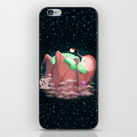 mother iPhone & iPod Skins featuring Mother by Seez