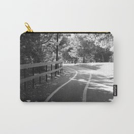 shadows • nature photography Carry-All Pouch
