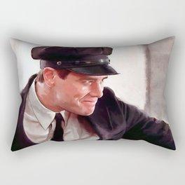 Dumb & Dumber Lloyd Christmas - How About A Hug? Rectangular Pillow