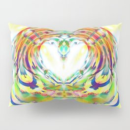 Fountains Pillow Sham