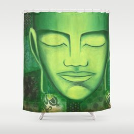 Compassion Shower Curtain