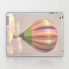 Magical pink balloon Laptop & iPad Skin