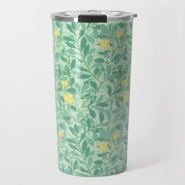 "William Morris ""Arbutus"" 3. Travel Mug"