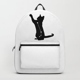 aries cat Backpack