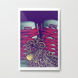 Liu Kang (Kicks) [Color] Metal Print
