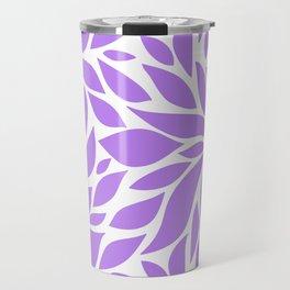 Bloom - violet Travel Mug