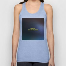 Color Cruising Unisex Tank Top
