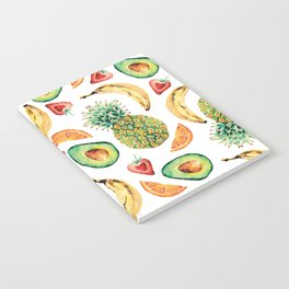 Crazy About Fruit Notebook