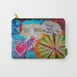 Sing Like an Angel Carry-All Pouch