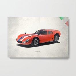 Tipo 151 Racing Car 1964 Metal Print