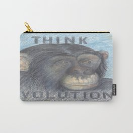 Think Evolution Carry-All Pouch