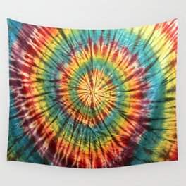 Tie Dye 19 Wall Tapestry